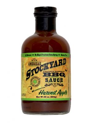 American Stockyard - Harvest Apple BBQ Sauce