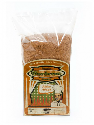 Axtschlag Sawdust - Alder 1kg