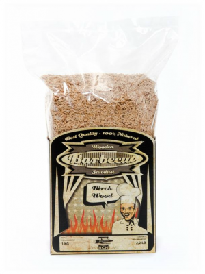 Axtschlag Sawdust - Birch 1kg