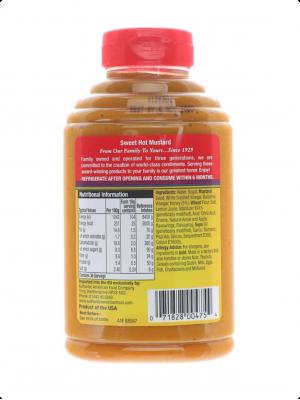 Beaver Brand - Sweet Hot Mustard