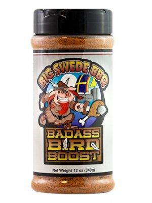 Big Swede BBQ - Badass Bird Boost