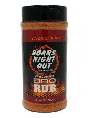Boars Night Out - BBQ Rub