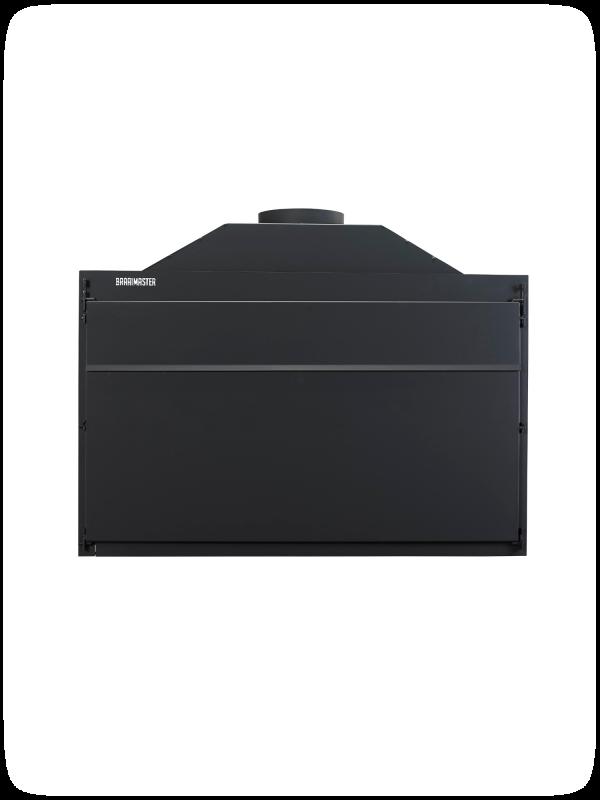 Braaimaster - BI 1200 ELITE BLACK