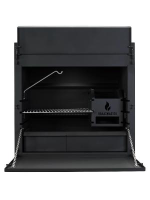 Braaimaster - BI 800 ELITE BLACK