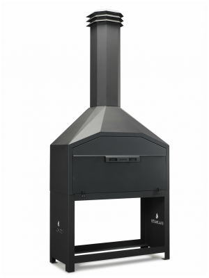 Braaimaster - FS 1200 ELITE BLACK