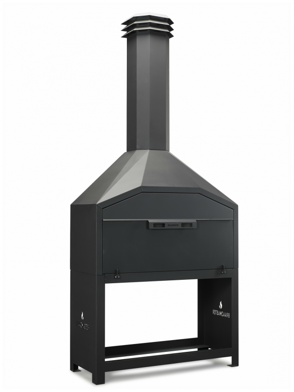 Braaimaster - FS 1200 ELITE BLACK