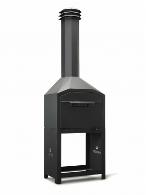 Braaimaster - FS 800 ELITE BLACK