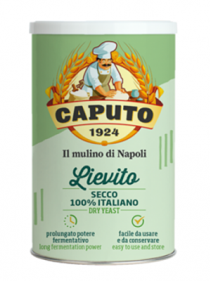 Caputo - Lievito Secco Attivo (droge gist) - 100gr
