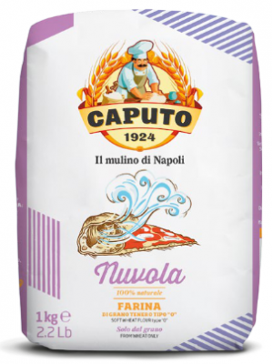 "Caputo - Farina Tipo ""0"" Nuvola - 1kg"