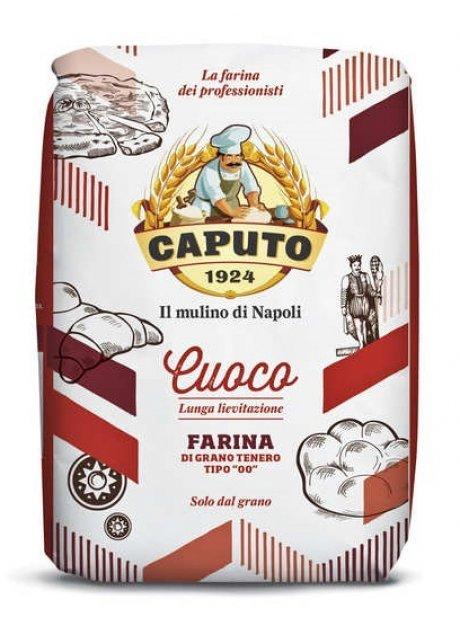 """Caputo - Farina Tipo """"00"""" Cuoco - 1kg"""