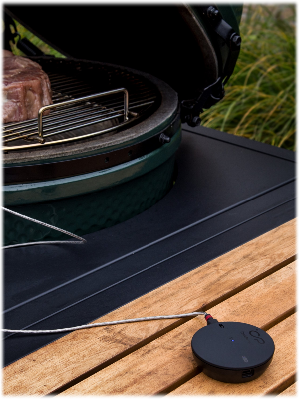 CookPerfect Comfort - Intelligent Meat Thermometer BLACK EDITION