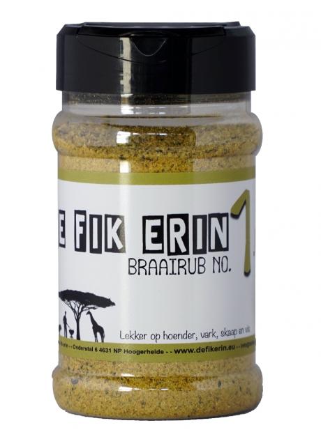 De Fik Erin - Braairub no.1
