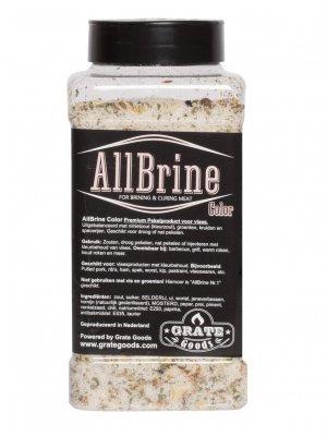 Grate Goods - Allbrine Color