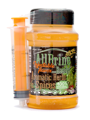 Grate Goods - Allbrine Ready Aromatic Herbs & Spices