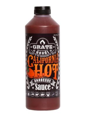 Grate Goods - California Hot BBQ Sauce - 775ml