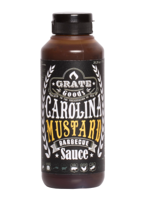 Grate Goods - Carolina Mustard BBQ Sauce