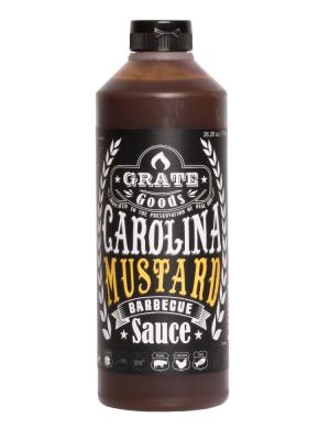 Grate Goods - Carolina Mustard BBQ Sauce - 775ml