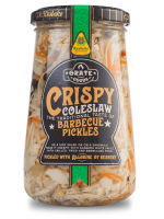 Grate Goods - Crispy Coleslaw Barbecue Pickles