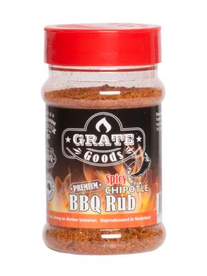 Grate Goods - Premium Spicy Chipotle BBQ Rub