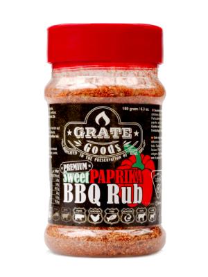 Grate Goods - Premium Sweet Paprika BBQ Rub