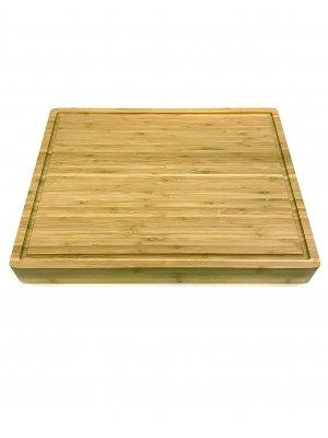 Grill Guru - Cutting Board Extra Thick Bamboo