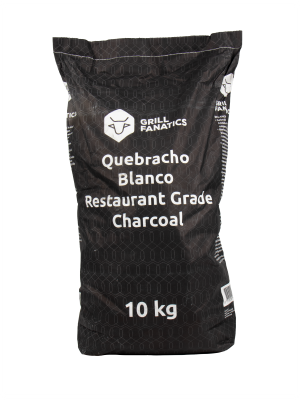 Grill Fanatics - White Quebracho 50-200mm / 10kg