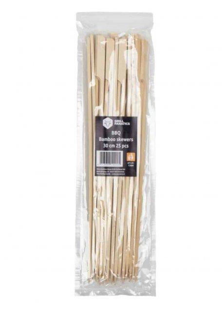 Grill Fanatics - Bamboo Skewers - 30cm