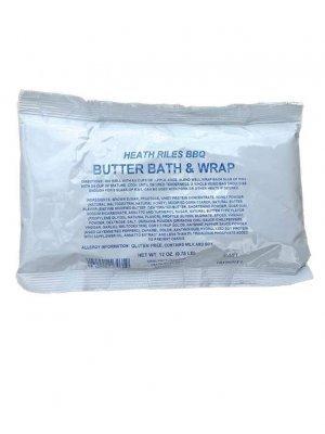 Heath Riles BBQ - Butter Bath & Wrap