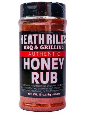 Heath Riles BBQ - Honey Rub
