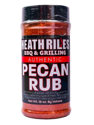 Heath Riles BBQ - Pecan Rub