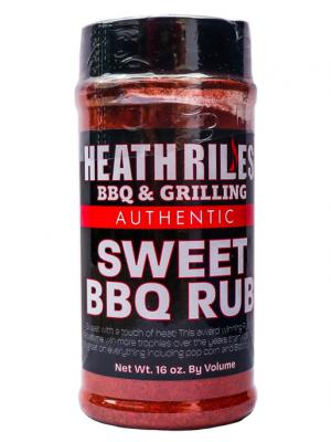Heath Riles BBQ - Sweet BBQ Rub