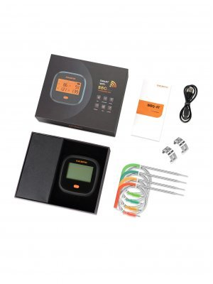 Inkbird - IBBQ-4T WiFi Digital Thermometer