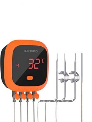 Inkbird - IBT-4XC Bluetooth Digital Thermometer