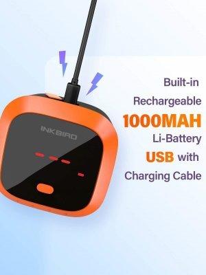 Inkbird - IBT-4XC Bluetooth Digital Thermometer