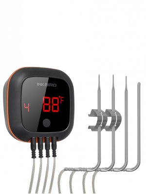 Inkbird - IBT-4XS Bluetooth Digital Thermometer