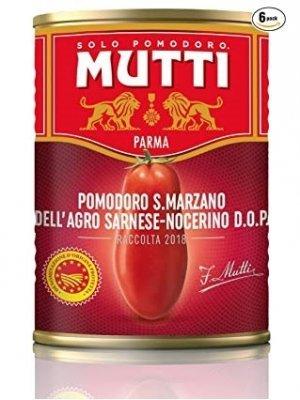 Mutti - Pomodori Pelati San Marzano - 400gr