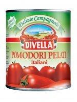 Divella - Pomodori Pelati Italiani - 800gr