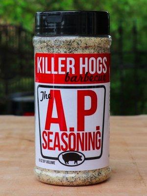 Killer Hogs - The AP Rub 16oz