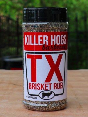 Killer Hogs - TX Brisket Rub 16oz