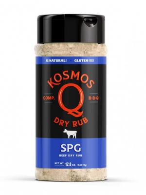 Kosmo's Q - SPG Rub