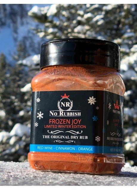 No Rubbish - Frozen Joy