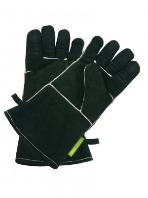 Outdoorchef - Lederen handschoenen