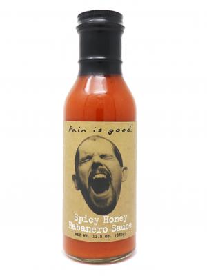 Pain Is Good - Spicy Honey Habanero Wing Sauce