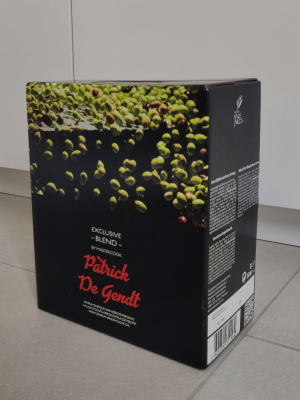 Patrick De Gendt - Exclusive Blend Extra Olive Oil - 3l