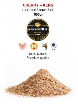 PremiumBBQ - Rookmot Kers / Cherry 0.5kg