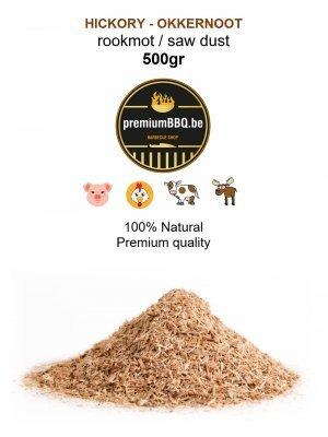 PremiumBBQ - Rookmot Hickory 0.5kg
