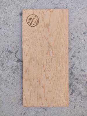 PremiumBBQ - houtplank Ceder 30x14x1cm