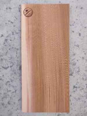 PremiumBBQ - houtplank Ceder 45x20x1,5cm