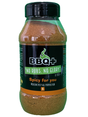BBQ+ - Spicy For You - 650gr
