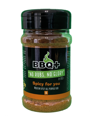 BBQ+ - Spicy For You - 200gr